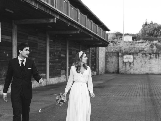 La boda de Eder y Esti en Getxo, Vizcaya 38