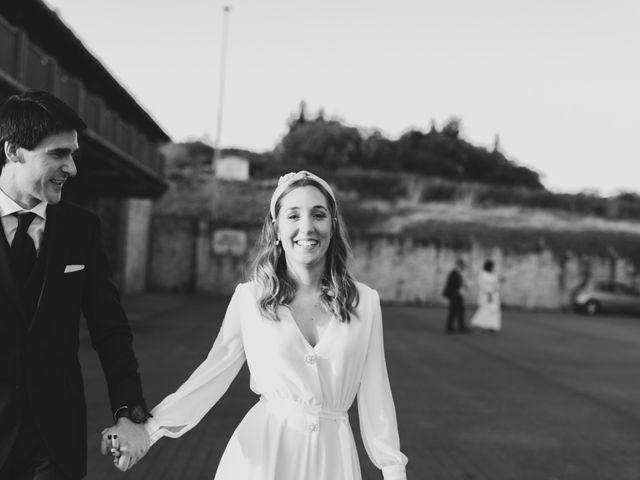 La boda de Eder y Esti en Getxo, Vizcaya 39