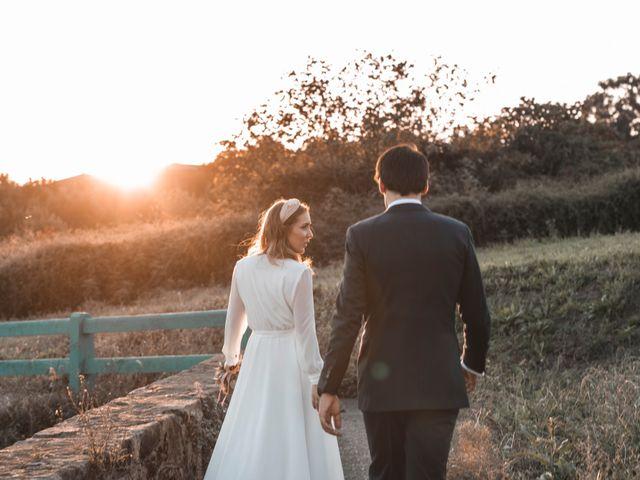 La boda de Eder y Esti en Getxo, Vizcaya 41