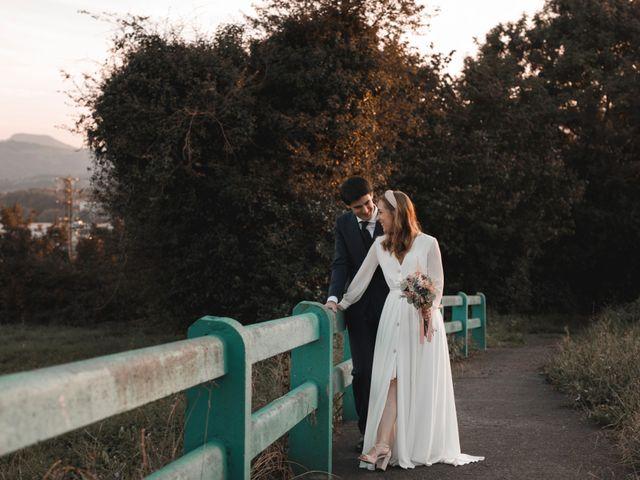 La boda de Eder y Esti en Getxo, Vizcaya 45