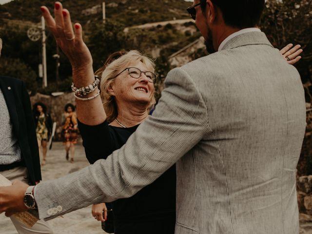 La boda de Mark y Silvia en Garraf, Barcelona 3