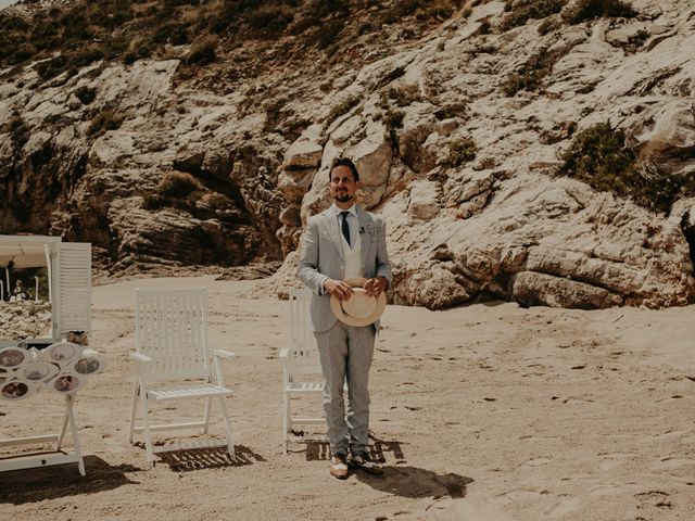 La boda de Mark y Silvia en Garraf, Barcelona 10