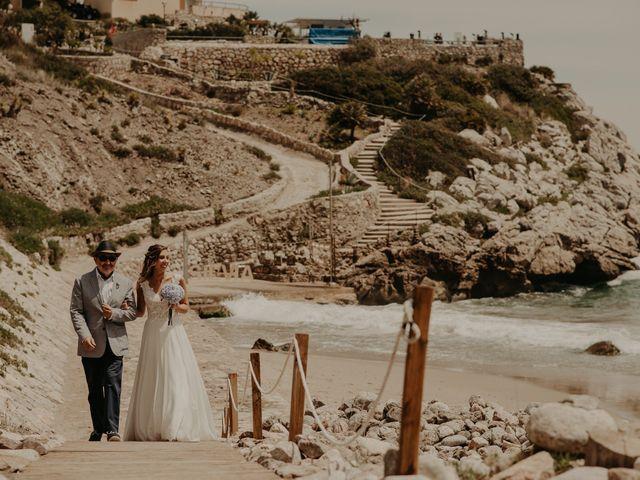 La boda de Mark y Silvia en Garraf, Barcelona 12
