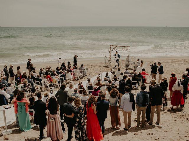 La boda de Mark y Silvia en Garraf, Barcelona 15