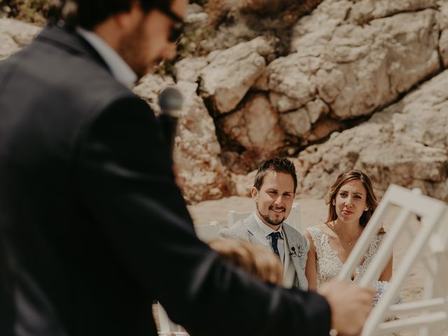 La boda de Mark y Silvia en Garraf, Barcelona 16