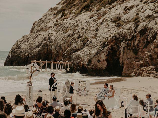 La boda de Mark y Silvia en Garraf, Barcelona 17