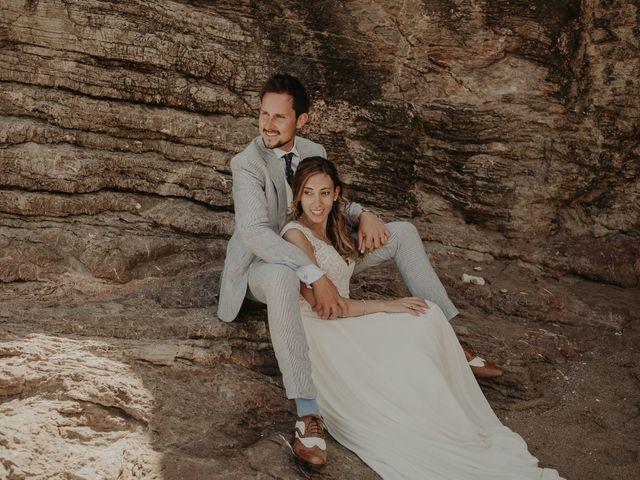La boda de Mark y Silvia en Garraf, Barcelona 21