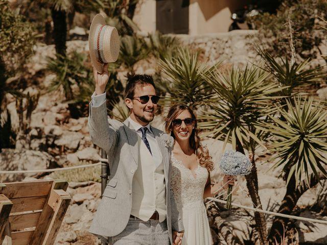 La boda de Mark y Silvia en Garraf, Barcelona 22