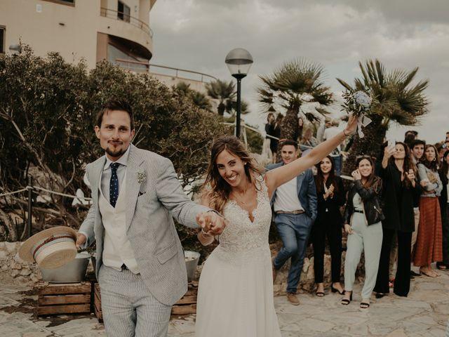 La boda de Mark y Silvia en Garraf, Barcelona 28