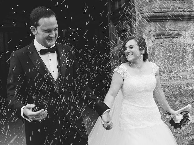 La boda de Isabel y Oliver