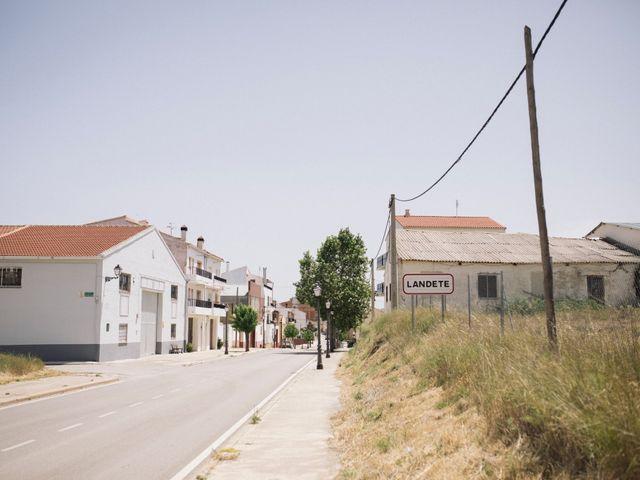 La boda de Alejandro y Rebeca en Monesterio, Badajoz 3