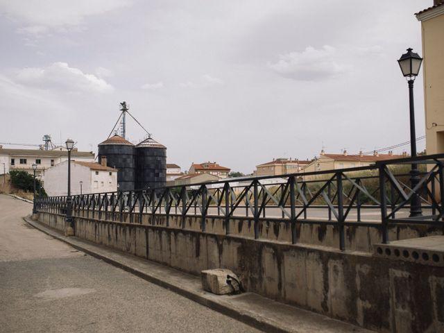 La boda de Alejandro y Rebeca en Monesterio, Badajoz 4