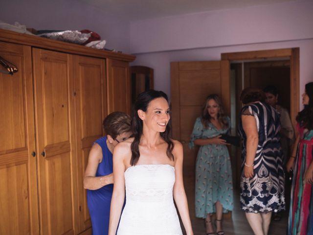 La boda de Alejandro y Rebeca en Monesterio, Badajoz 29
