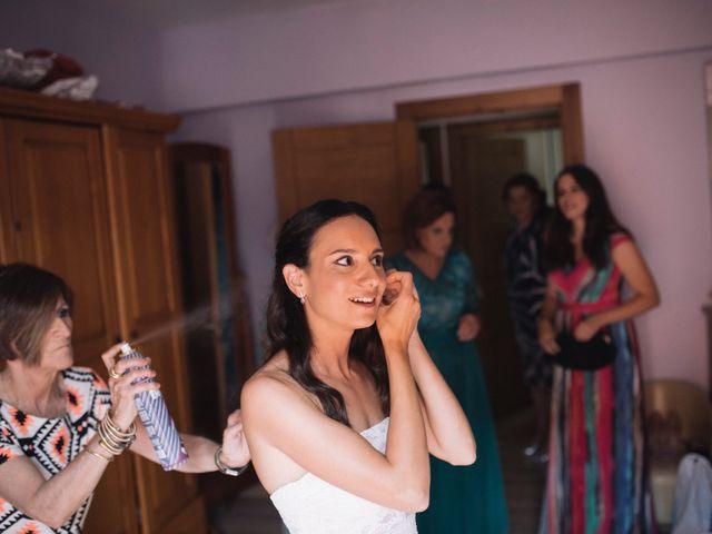 La boda de Alejandro y Rebeca en Monesterio, Badajoz 30