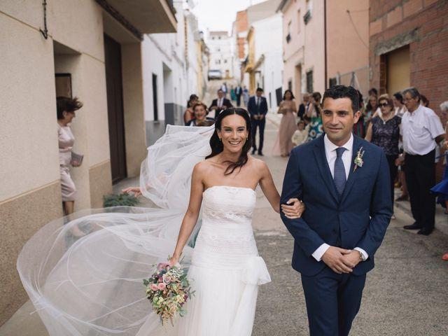 La boda de Alejandro y Rebeca en Monesterio, Badajoz 40