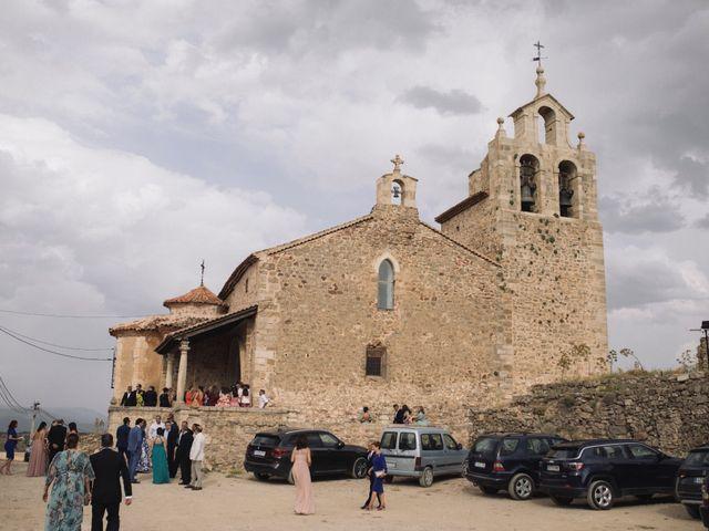 La boda de Alejandro y Rebeca en Monesterio, Badajoz 43
