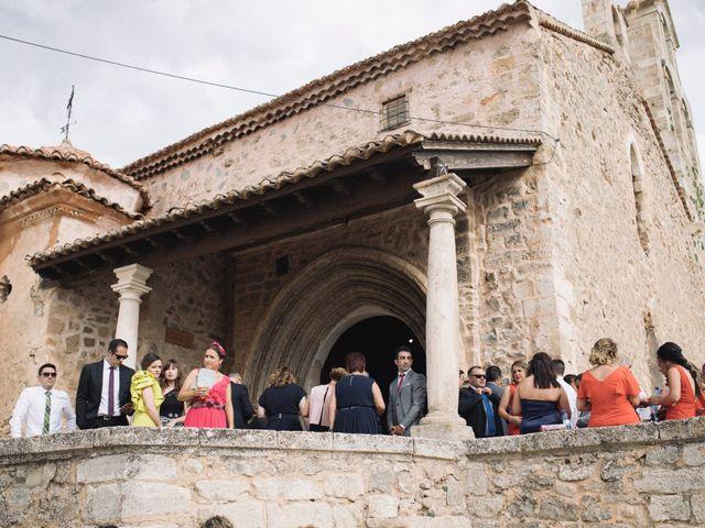 La boda de Alejandro y Rebeca en Monesterio, Badajoz 44