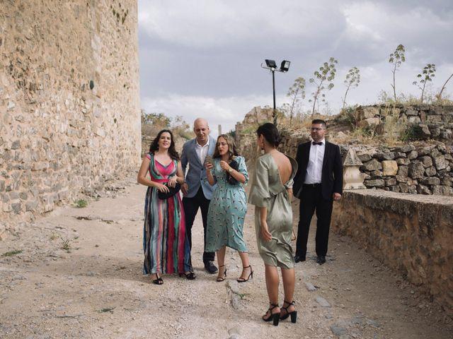 La boda de Alejandro y Rebeca en Monesterio, Badajoz 45