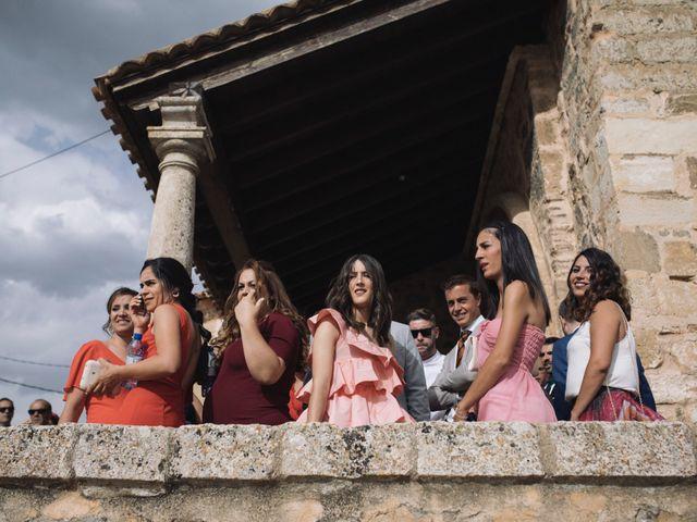 La boda de Alejandro y Rebeca en Monesterio, Badajoz 46