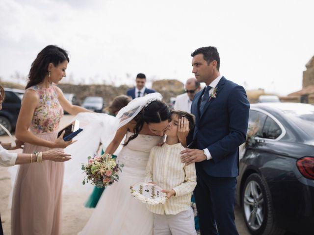 La boda de Alejandro y Rebeca en Monesterio, Badajoz 49