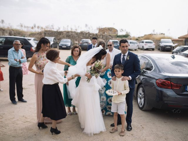 La boda de Alejandro y Rebeca en Monesterio, Badajoz 50