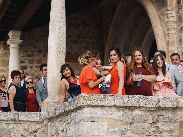 La boda de Alejandro y Rebeca en Monesterio, Badajoz 51