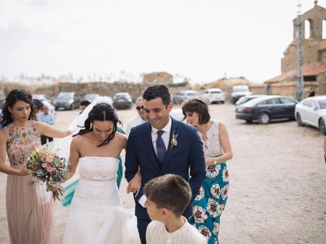 La boda de Alejandro y Rebeca en Monesterio, Badajoz 52