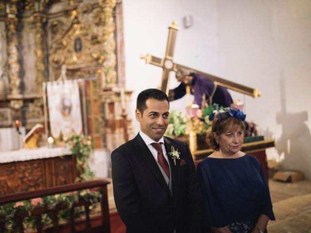 La boda de Alejandro y Rebeca en Monesterio, Badajoz 53