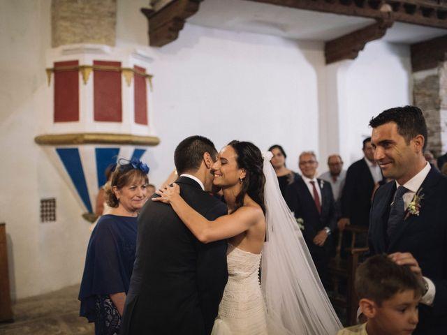 La boda de Alejandro y Rebeca en Monesterio, Badajoz 54