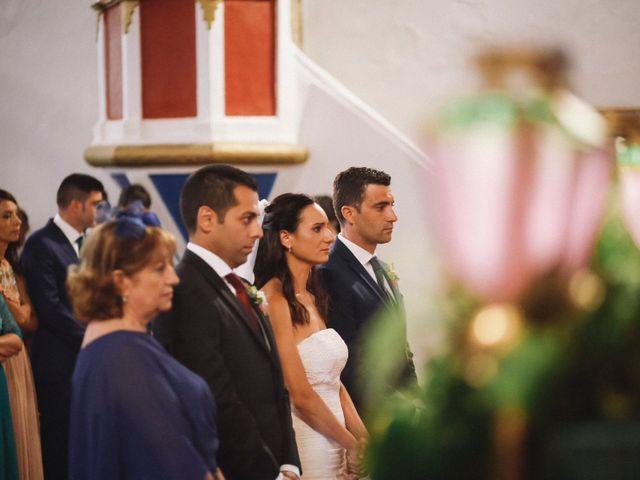 La boda de Alejandro y Rebeca en Monesterio, Badajoz 56