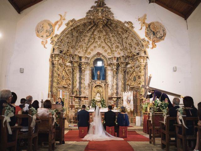 La boda de Alejandro y Rebeca en Monesterio, Badajoz 59