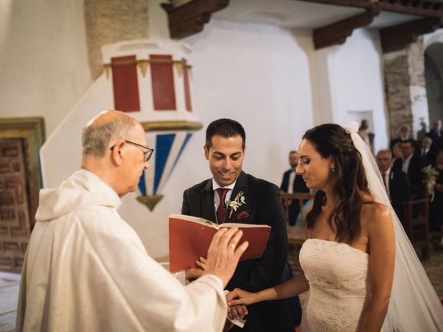 La boda de Alejandro y Rebeca en Monesterio, Badajoz 61