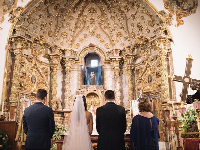 La boda de Alejandro y Rebeca en Monesterio, Badajoz 62