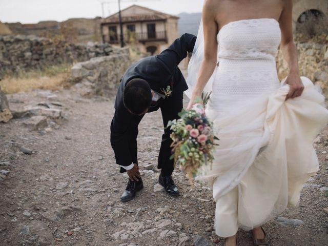 La boda de Alejandro y Rebeca en Monesterio, Badajoz 68
