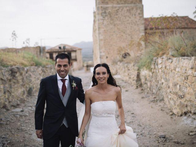 La boda de Alejandro y Rebeca en Monesterio, Badajoz 69