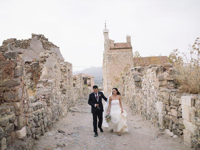 La boda de Alejandro y Rebeca en Monesterio, Badajoz 70