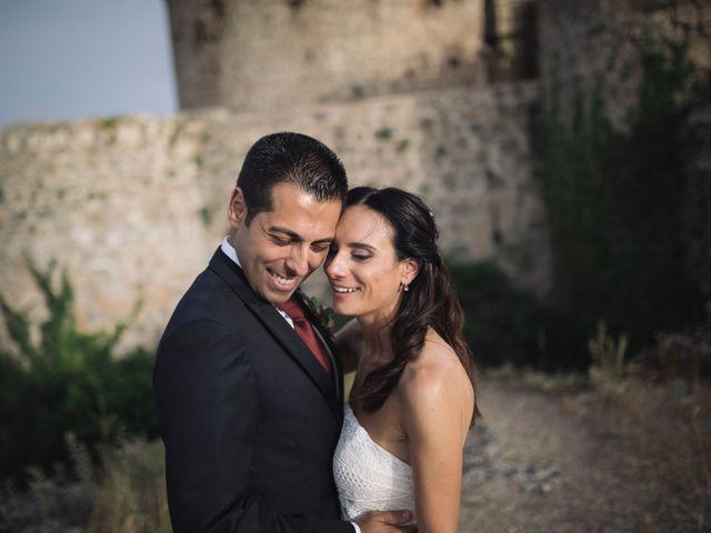 La boda de Alejandro y Rebeca en Monesterio, Badajoz 75