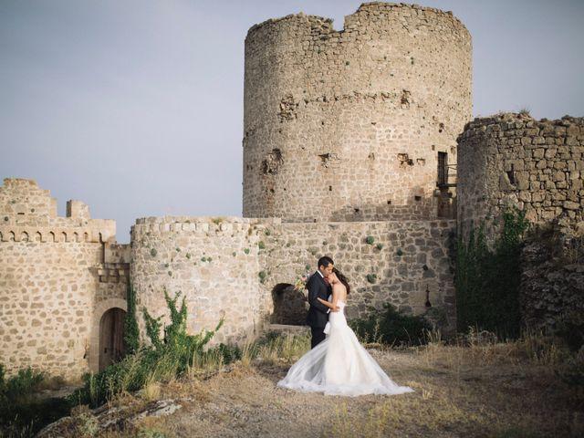 La boda de Alejandro y Rebeca en Monesterio, Badajoz 2
