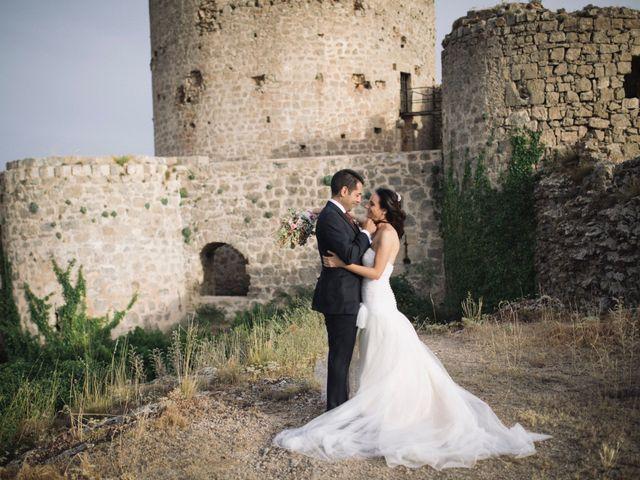 La boda de Alejandro y Rebeca en Monesterio, Badajoz 77