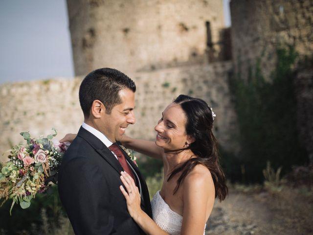 La boda de Alejandro y Rebeca en Monesterio, Badajoz 78
