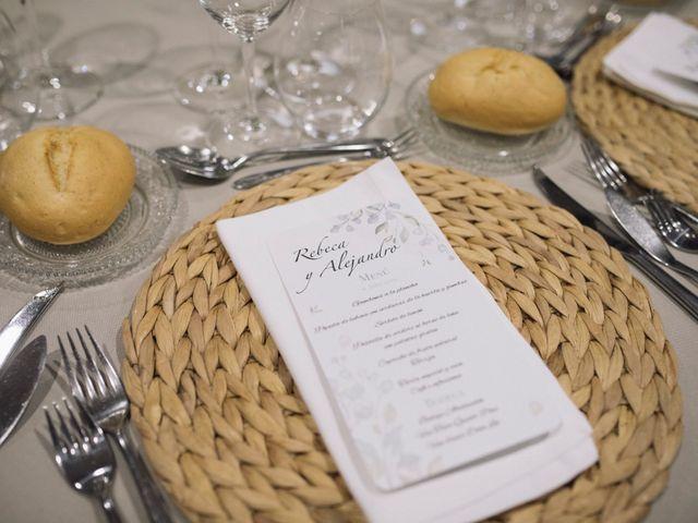 La boda de Alejandro y Rebeca en Monesterio, Badajoz 86