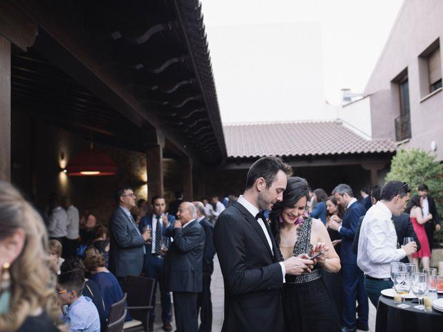 La boda de Alejandro y Rebeca en Monesterio, Badajoz 87