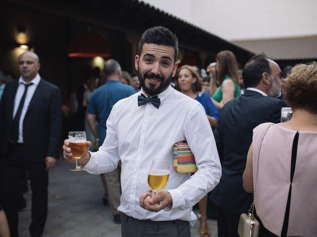 La boda de Alejandro y Rebeca en Monesterio, Badajoz 91