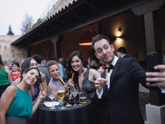 La boda de Alejandro y Rebeca en Monesterio, Badajoz 93