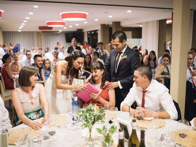 La boda de Alejandro y Rebeca en Monesterio, Badajoz 109