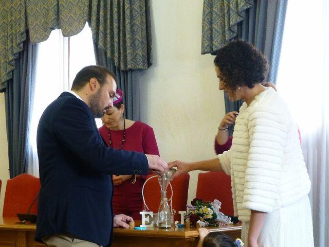 La boda de Joaquín y Esther en Seseña Viejo, Toledo 7