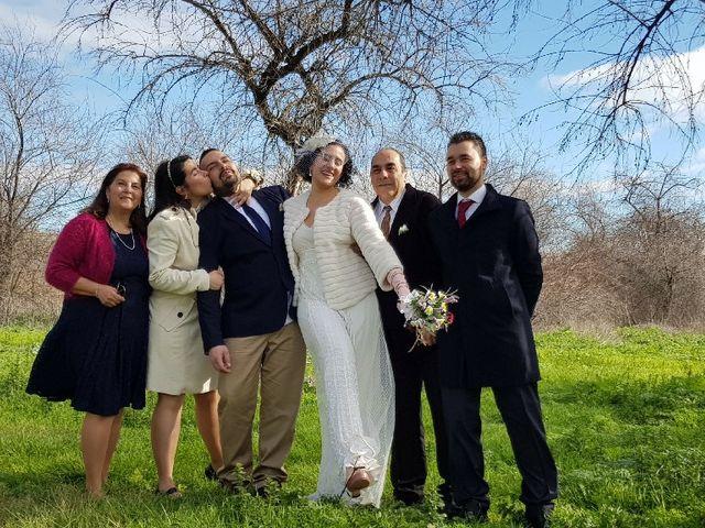 La boda de Esther y Joaquín