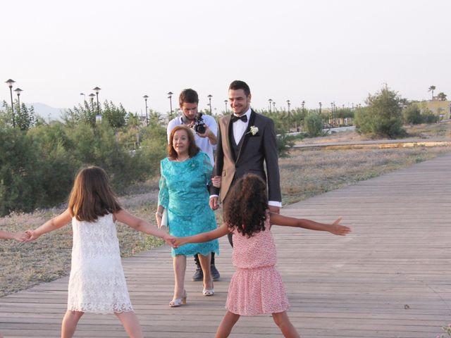 La boda de Edu y Jenny en Castelló/castellón De La Plana, Castellón 8