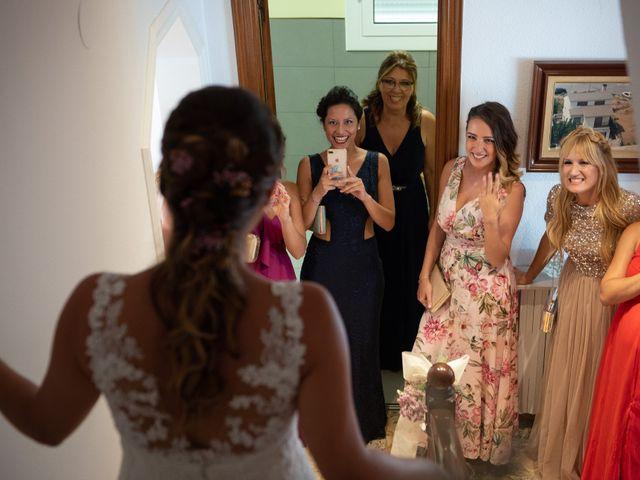La boda de Raúl y Ana en Castellvi De Rosanes, Barcelona 17