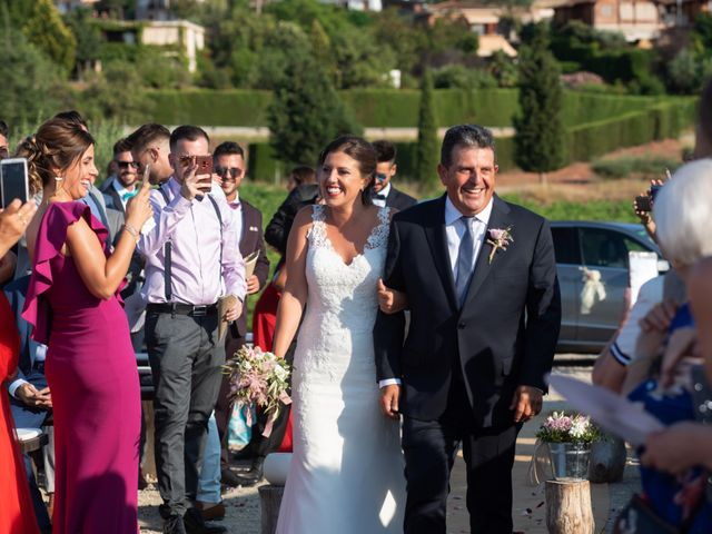 La boda de Raúl y Ana en Castellvi De Rosanes, Barcelona 26